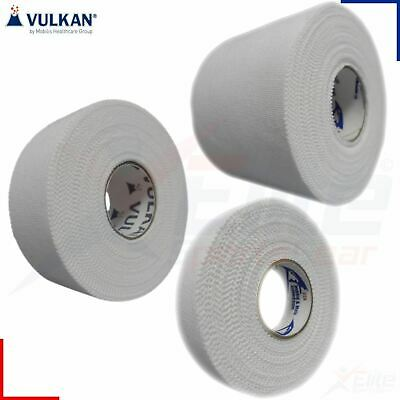 Vulkan Pro Zinc Oxide Sport Athletic Tape Injury Strapping Physio 13.7m • 2.95£