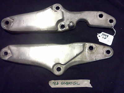 Suzuki GS1100GL Footpeg Bracket Pair • 25$