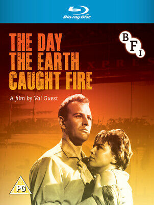 £6.89 • Buy The Day The Earth Caught Fire Blu-Ray (2014) Edward Judd, Guest (DIR) Cert PG