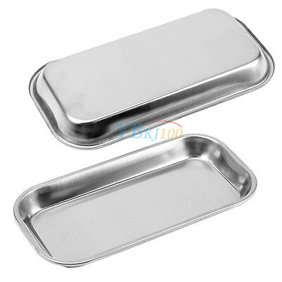 New Medical 201 Stainless Steel Surgical Kidney Tray  Dish Dental Instrument • 4.37£