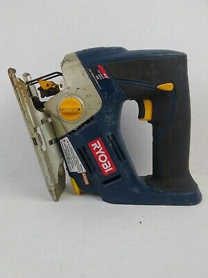 £34.51 • Buy Ryobi 18v Jig Saw With Laser Trac Model P521 (Tool Only)