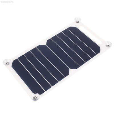4E84 10W 5V Solar Power Bank Panel Charger For Samsung IPhone Tablet Universal • 13.89£