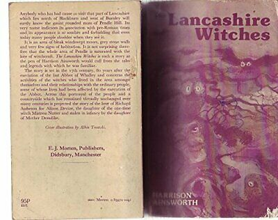 Lancashire Witches By Ainsworth, William Harrison Paperback Book The Cheap Fast • 7.49£