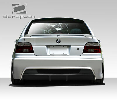 $170 • Buy Duraflex Series E39 4DR GT-S Wing Trunk Lid Spoiler 1 Piece For 5 BMW 97-03