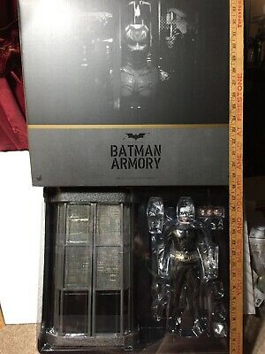 $ CDN1060.52 • Buy Batman Armory Dark Knight MMS 234 Hot Toys 1/6 Scale Figure