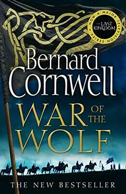 £3.99 • Buy War Of The Wolf: Book 11 (The Last Kingdom Series) By Cornwell, Bernard Book The