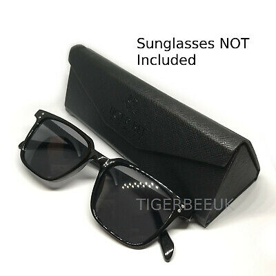 £5 • Buy Foldable Magnetic Faux Leather Sunglasses Reading Glasses Case Microfibre Cloth