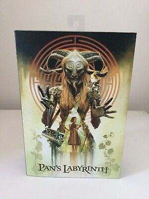 £50 • Buy The Faun Pans Labyrinth Guillermo Del Toro Signature Collection NECA