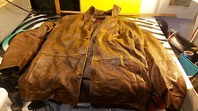 $ CDN79 • Buy Danier Lined Leather Jacket Womens Size XS Good Condition