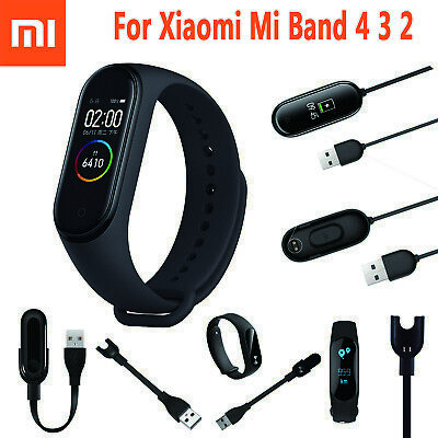 $2.57 • Buy For Xiaomi Mi Band 4 3 2 Magnetic USB Data Charging Cable Charger Adapter Lot
