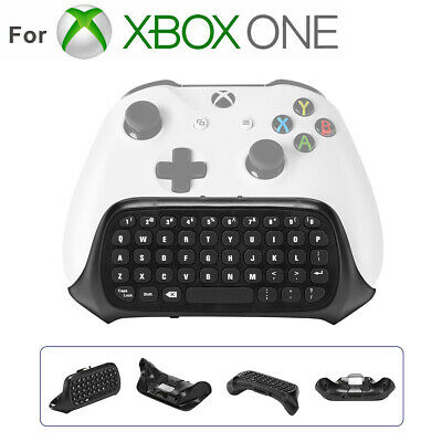 $17.99 • Buy Wireless Keyboard Message Keypad Chatpad For Xbox One S Elite Controller