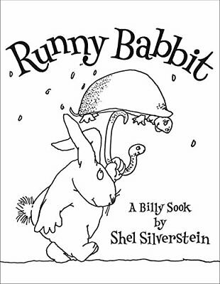 Runny Babbit By Silverstein, Shel Hardback Book The Cheap Fast Free Post • 24.99£