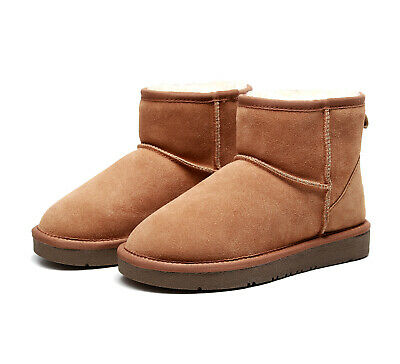 AU59 • Buy Best Gift Choice 2019 New Premium Wool UGG Women/Men Classic Ankle Boots