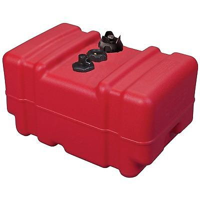 $134.99 • Buy 12 Gallon Portable Gas Can Huge Gasoline Container Pontoon Boat Fuel Tank Diesel