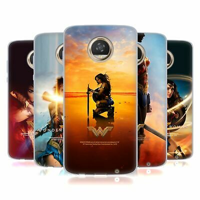 Official Wonder Woman Movie Posters Soft Gel Case For Motorola Phones • 14.95£