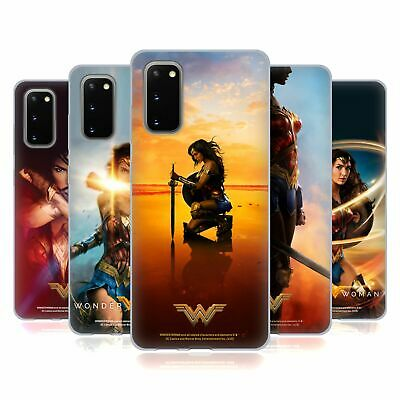 Official Wonder Woman Movie Posters Soft Gel Case For Samsung Phones 1 • 14.95£