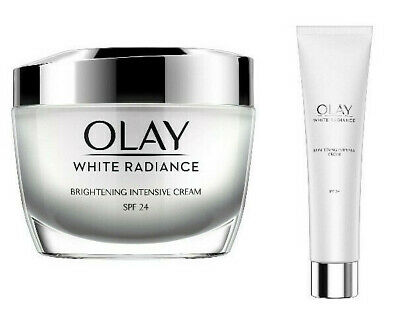 AU23.75 • Buy Olay White Radiance Advanced Whitening Skin Cream Moisturizer  SPF 24