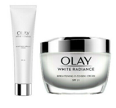 AU28.15 • Buy Olay White Radiance Advanced Whitening Skin Cream Moisturizer, 24SPF