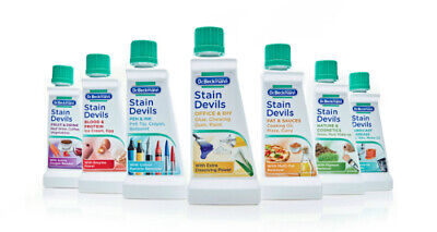 £3.99 • Buy Dr Beckmann Stain Devils Stain Remover  - Quick & Easy For A Variety Of Stains
