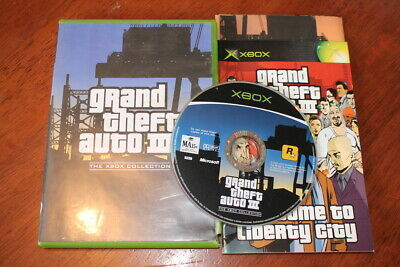 AU9.95 • Buy Grand Theft Auto III: The Xbox Collection - POSTER (Xbox) [PAL] - WITH WARRANTY