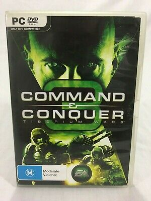 AU19.85 • Buy Command & Conquer 3 : Tiberium Wars - With Manual - PC - DVD-ROM