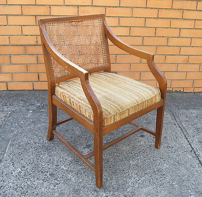 AU127.50 • Buy Vintage Classic Solid Modern Retro Chair - Made By Ashco (Sydney) 1970's.