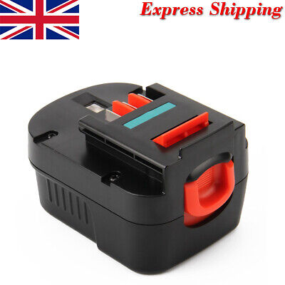 3.0AH 12V Ni-MH Battery For BLACK & DECKER A1712 A12 A12-XJ A12EX FS120B CP122K • 18.96£