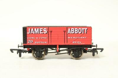 Dapol 'james Abbott' Limited Edition Open Coal Wagon Oo Gauge 1/76 Scale T6 • 19.95£