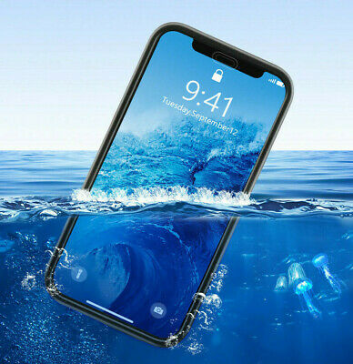 AU8.50 • Buy For IPhone 11 Pro Xs Max XR X 360 WATERPROOF SHOCKPROOF Case Thin Cover 8 7 Plus