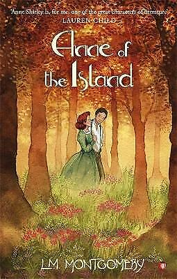 Anne Of The Island (Anne Of Green Gables), Montgomery, L. M., New Condition, Boo • 5.77£