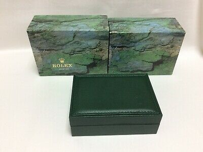 $ CDN261.65 • Buy Rolex Submariner 16610 Watch Box Montres Rolex Sa Geneve 68.00.02 + Free Post