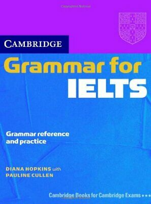 £2.84 • Buy Cambridge Grammar For IELTS Without Answers  Cambridge Grammar For Fi