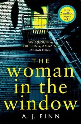 AU18.75 • Buy NEW The Woman In The Window By A. J. Finn Paperback Free Shipping