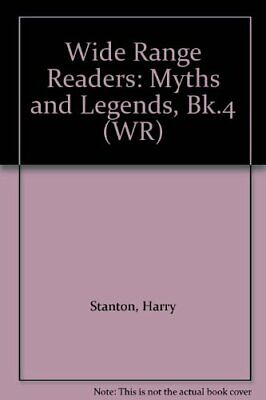 £5.99 • Buy Wide Range Readers: Myths And Legends, Bk.4 (WR) By Daly, Audrey Paperback Book