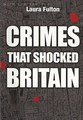 £6.99 • Buy Crimes That Shocked Britain NEW True Crime Paperback Book 9781742578804