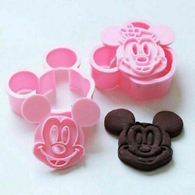 £4.10 • Buy Mickey Mouse Minnie Mouse Cookie Cutter Same Day Dispatch 1st Class Post!!