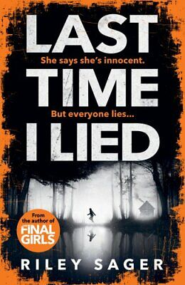 $10.35 • Buy Last Time I Lied: The New York Times Bestseller Perfect For F... By Sager, Riley