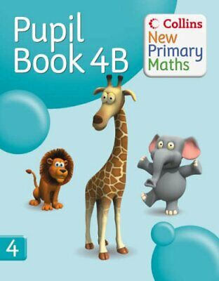 £2.42 • Buy Collins New Primary Maths - Pupil Book 4B By Peter Clarke