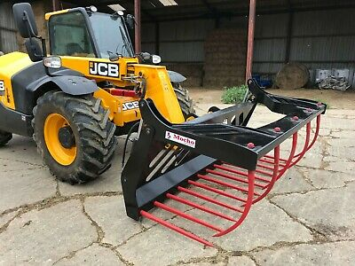 NEW Standard Duty Muck/silage Grab - Any Size/brackets, JCB, Claas Manitou, Euro • 2,200£