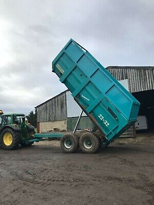 NEW Bespoke Silage/Woodchip Sides For Any Trailer Permanent Or Removable • 1,800£