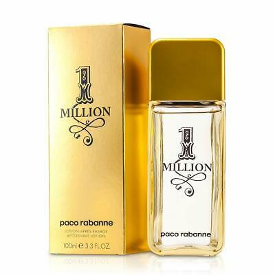 $ CDN79.99 • Buy Paco Rabanne 1 Million After Shave Lotion 100ml
