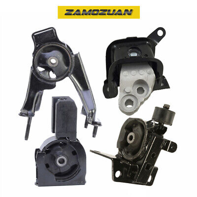 $88.50 • Buy 2ZZ-GE Engine & Trans Mount 05-06 For Toyota Corolla XRS 1.8L For 6SPD Manual