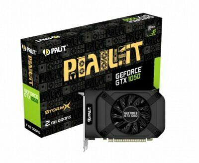 $ CDN440.96 • Buy Palit GTX1050Ti StormX, 4GB DDR5, PCIe3, DVI, HDMI, DP, Nvidia GTX Graphics Card