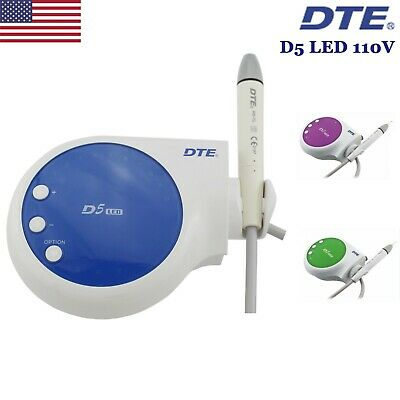 $29.99 • Buy Original Woodpecker DTE Ultrasonic Piezo Scaler Teeth Cleaner D5 LED Handpiece
