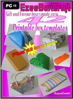 £4 • Buy  Gift And Favour Box Maker CD