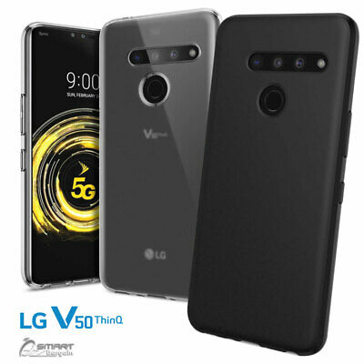 AU4.99 • Buy Matte Gel Soft TPU Gel Jelly Rubber Case Cover For LG V50 ThinQ 5G
