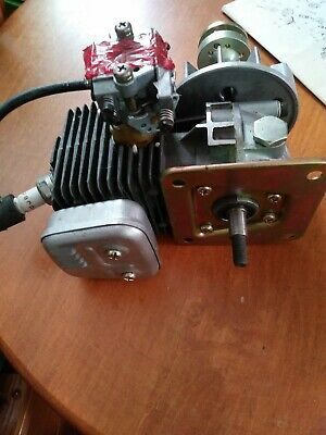 used rc gas motor