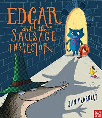£5.99 • Buy Edgar And The Sausage Inspector By Jan Fearnley Book The Cheap Fast Free Post