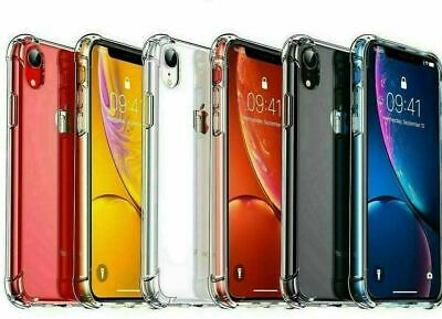 AU3.95 • Buy Clear Case For IPhone 6 7 8 Plus X XS Max XR Shockproof Silicone Protective Slim
