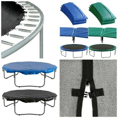 £32.99 • Buy Sportspower Pro 8Ft Trampoline Replacement Parts - Mat Net Pad Springs Cover
